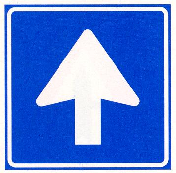 Eenrichtingsweg