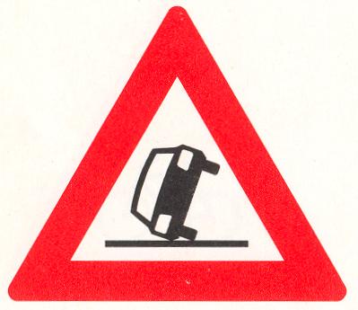 Let op: Ongeval